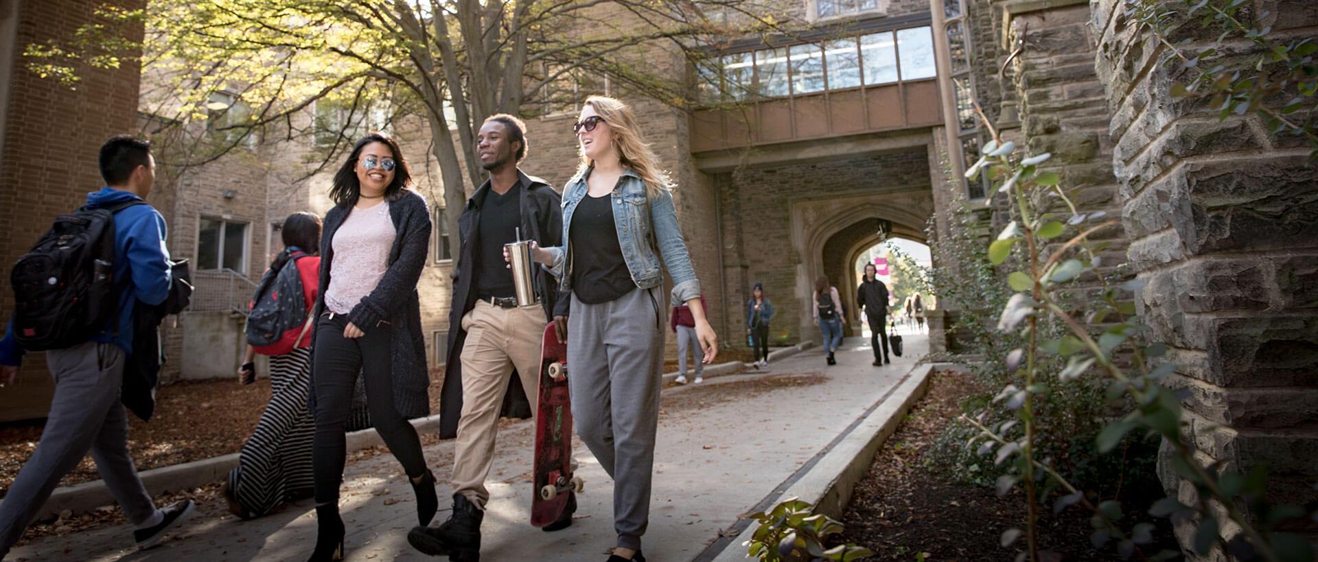 McMaster University có lượng sinh viên quốc tế đông đảo
